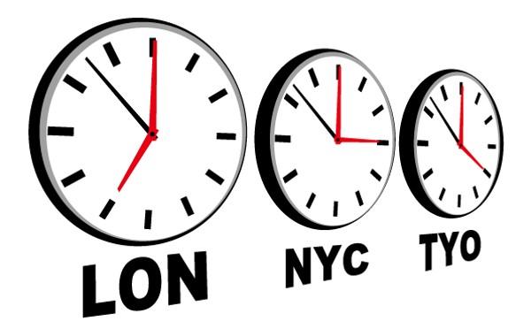 MT4時間・GMT
