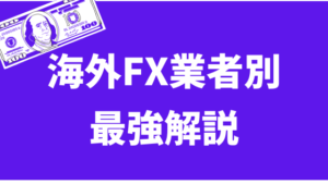 海外FX解説