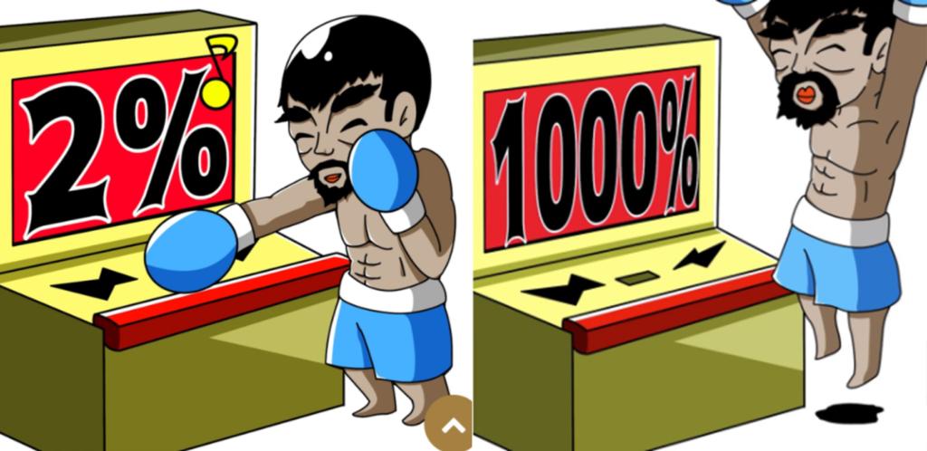 gemforexジャックポットボーナス1000%